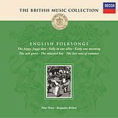 Britten: Folksongs by Sir Peter Pears