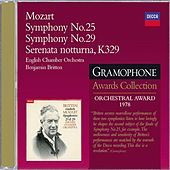 Mozart: Symphonies Nos.25 & 29; Serenata Notturna by Various Artists