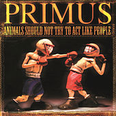 Animals Should Not Try To Act Like People: Promo de Fromage by Primus