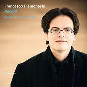 Recital : Haendel • Brahms • Bach • Liszt by Francesco Piemontesi
