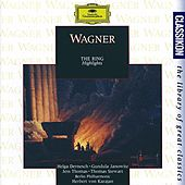 Wagner: The Ring - Highlights by Various Artists