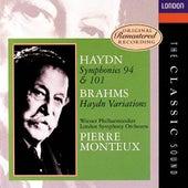 Haydn: Symphonies Nos. 94 & 101; Brahms: