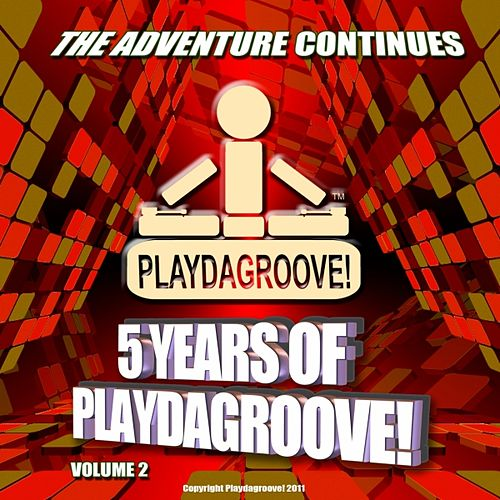 5 Years of Playdagroove! Recordings (Volume 2) von Various Artists