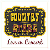 Country Stars - Live in Concert by Various Artists