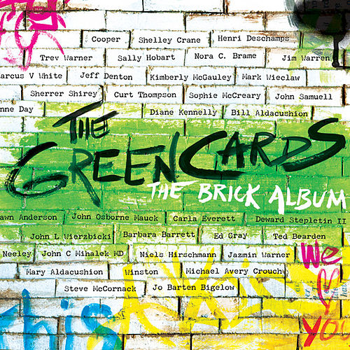 The Brick Album by The Greencards
