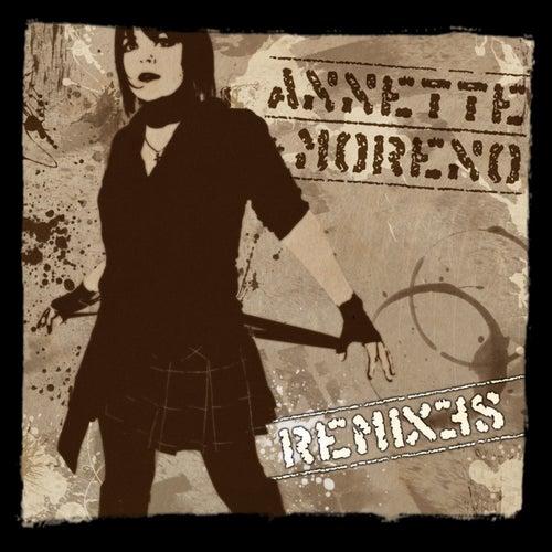 Remixes by Annette Moreno