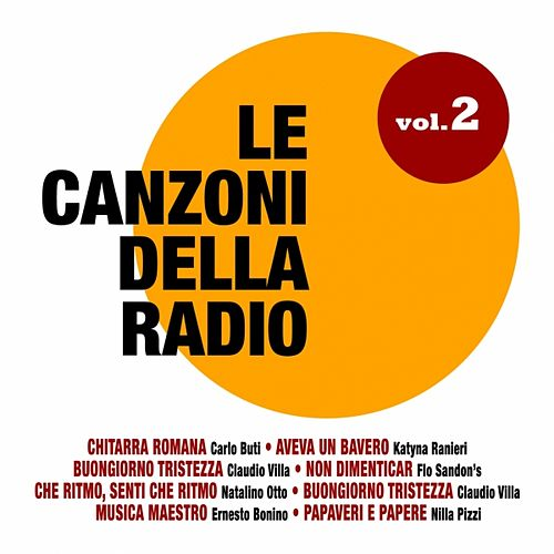 Le canzoni della radio, Vol. 2 by Various Artists