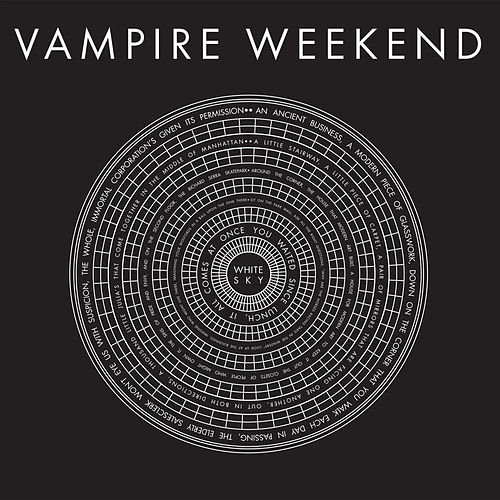 White Sky by Vampire Weekend