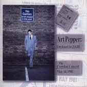Unreleased Art, Vol. III, The Croydon Concert, Pt. 2 by Art Pepper