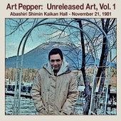 Unreleased Art, Vol. I Abashiri, Pt. 2 by Art Pepper