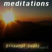 Binaural Beats Meditations by Binaural Beats Entertainment