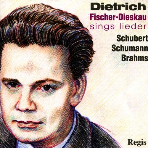 Dietrich Fischer-Dieskau Sings Lieder by Dietrich Fischer-Dieskau