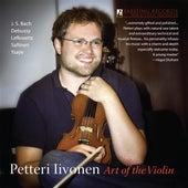 Petteri Iivonen: Art of the Violin by Petteri Iivonen