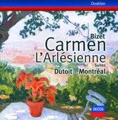 Bizet: Carmen Suites 1 & 2; L'Arlésienne Suites 1 & 2 by Orchestre Symphonique de Montréal