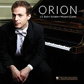 Bach - Scriabin - Mozart - Carter by Orion Weiss