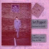 Unreleased Art, Vol. III, The Croydon Concert, Pt. 1 by Art Pepper