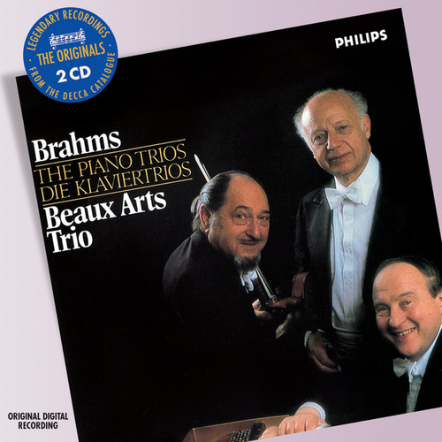 Brahms: Piano Trios by Beaux Arts Trio