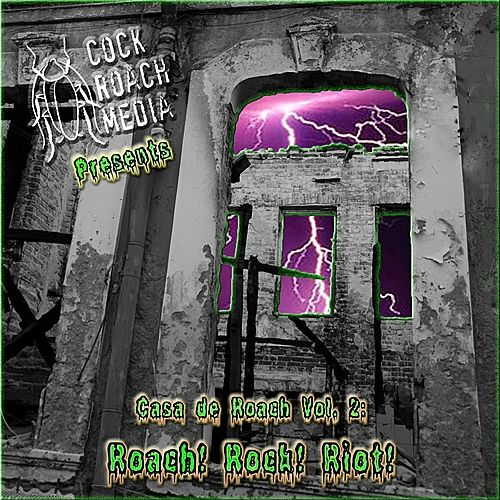 Casa de Roach, Vol. 2: Roach! Rock! Riot! by Various Artists