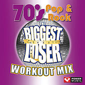 The Biggest Loser Workout Mix- 70's Pop & Rock [60 Minute Non-Stop Workout Mix (135-153 BPM)] by Various Artists