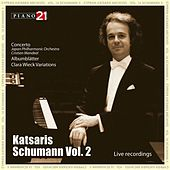 Cyprien Katsaris Archives, Vol.16 - Schumann II by Cyprien Katsaris