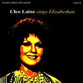 Cleo Laine Sings Elizabethan - EP by Cleo Laine