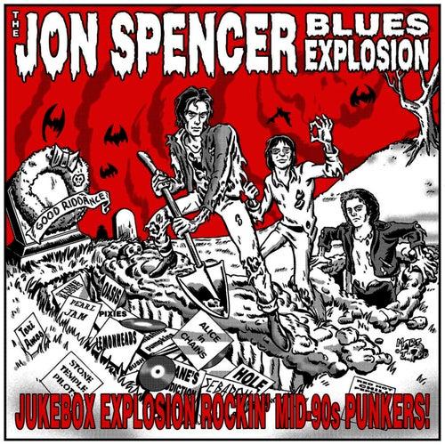 Jukebox Explosion by Jon Spencer