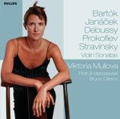 20th Century Violin Sonatas by Viktoria Mullova