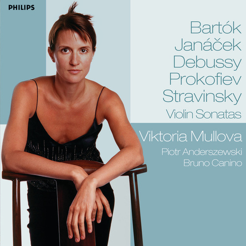 20th Century Violin Sonatas by Viktoria Mullova