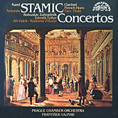 Stamitz Karel, Stamitz Anton: Concertos by Various Artists