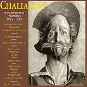 Chaliapine : Enregistrements - Recordings 1925-1934 by Various Artists
