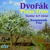 Dvorak Piano Trios by Rosamunde Trio