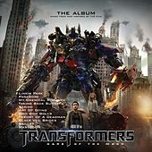 Transformers: Dark of the Moon - The Album by