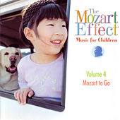 Music for Children, Volume 4: Mozart To Go by Wolfgang Amadeus Mozart