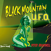 Black Mountain UFO by Peter Bruntnell