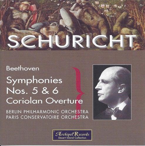 Ludwig van Beethoven: Symphonies Nos. 5 & 6 by Various Artists