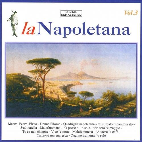La Napoletana, Vol.3 by Various Artists