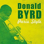 Paris Style by Donald Byrd