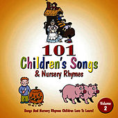 101 Children'S Songs & Nursery Rhymes by Rhymes 'n' Rhythm