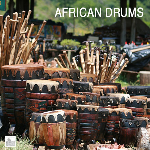 African Drums by African Drums Music