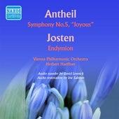 Antheil: Symphony No. 5 - Josten: Endymion by Herbert Haeffner