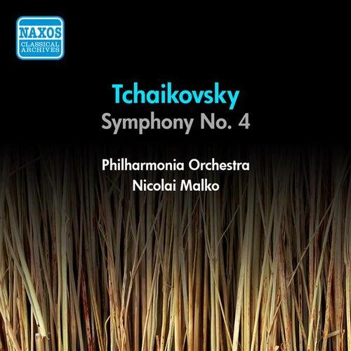 Tchaikovsky, P.I.: Symphony No. 4 (Malko) (1955) by Nikolai Malko