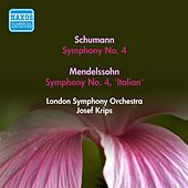 Schumann, R.: Symphony No. 4 / Mendelssohn, F.: Symphony No. 4,