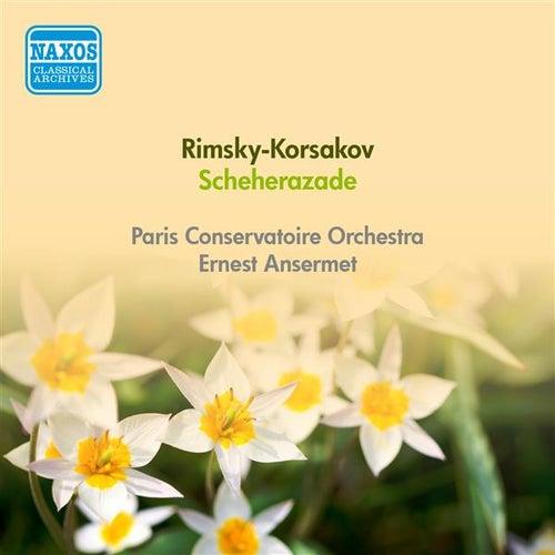Rimsky-Korsakov, N.: Scheherazade (Ansermet) (1948) by Ernest Ansermet