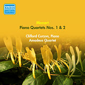 Mozart, W.A.: Piano Quartets Nos. 1 and 2 (Curzon, Amadeus Quartet) (1952) by Clifford Curzon