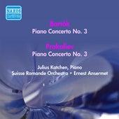 Bartok, B.: Piano Concerto No. 3 / Prokofiev, S.: Piano Concerto No. 3 (Katchen) (1953) by Ernest Ansermet