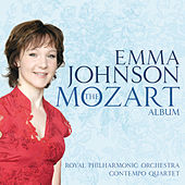 The Mozart Album by Emma Johnson