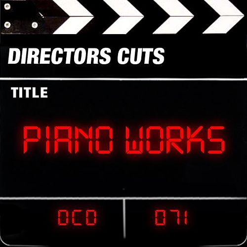 Piano Works by Various Artists