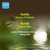 Kodaly, Z.: Dances of Galanta / Bartok, B.: Dance Suite (London Philharmonic, Solti) (1952) by Georg Solti