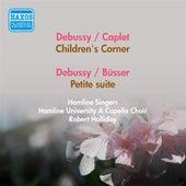 Debussy, C.: Children's Corner (Arr. A. Caplet) / Petite Suite (Arr. H. Busser) (Concert Arts Orchestra, F. Slatkin) (1955) by Felix Slatkin