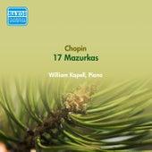 Chopin, F.: Mazurkas (Kapell) (1951-1952) by William Kapell